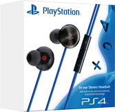 Casque intra-auriculaire + Micro - Playstation 4 - PS Vita - Mobiles