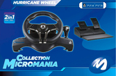 Volant Collection Micromania - PS4 - PS3
