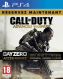 Call Of Duty Advanced Warfare édition Day Zero - PS4