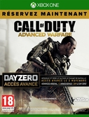 Call Of Duty Advanced Warfare édition Day Zero - XBOX ONE