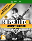 Sniper Elite 3 : Ultimate Edition - XBOX ONE