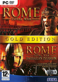 Total War Empire + Napoléon GOTY et Rome + Medieval Gold Edition - PC