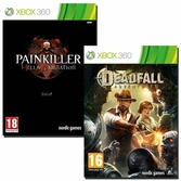 Painkiller + Deadfall Adventures - XBOX 360