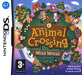Animal Crossing : Wild World - DS