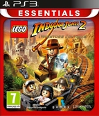 LEGO Indiana Jones 2 : L'Aventure Continue Essentials - PS3
