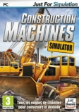 Construction Machines Simulator Just For Simulation - PC