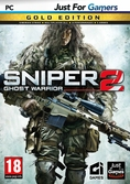 Sniper Ghost Warrior 2 Gold édition Just For Games - PC