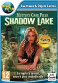 Mystery Case Files : Shadow Lake - PC