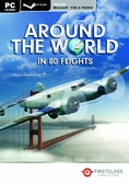 Flight simulator X : Around The World in 80 flights - PC
