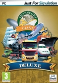 Transport Giant édition deluxe Just For Simulation - PC