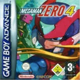 Mega Man Zero 4 - Game Boy Advance