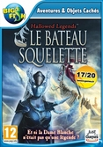 Hallowed Legends 3 : le bateau squelette - PC