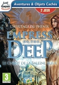 Empress of the Deep L'Héritage du Phénix + le Chant de la Baleine