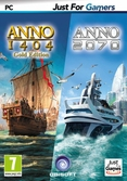 Double Pack Anno 1404 + 2070
