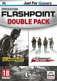 Operation Flashpoint Double Pack : Dragon Rising + Red River - PC
