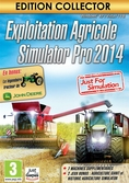 Exploitation agricole Simulator Pro 2014 édition Collector - PC
