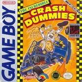 The Incredible Crash Dummies - Game Boy