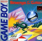 Pinball Revenge Of The Gator - Game Boy