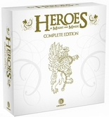 Heroes of Might & Magic édition Collector Complète I à V - PC