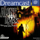 Alone in the Dark : The New Nightmare - Dreamcast