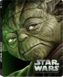 Star Wars Episode II L'Attaque Des Clones édition Steelbook - Blu-Ray