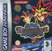Yu-Gi-Oh! Dungeondice Monsters - Game Boy Advance