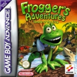 Frogger's Adventures Temple of the Frog - Game Boy Advance