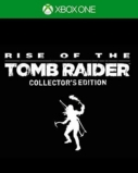 Rise Of The Tomb Raider édition Collector - XBOX One