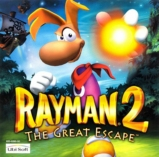 Rayman 2 the great escape - Dreamcast
