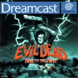 Evil Dead Hail to the King - Dreamcast