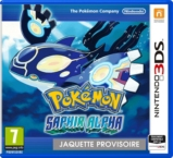 Pokemon Saphir Alpha - 3DS