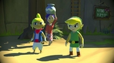 The Legend of Zelda Wind Waker HD édition Collector - WII U
