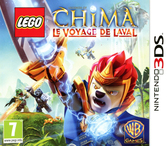 LEGO Legends of Chima : le Voyage de Laval - 3DS