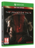 Metal Gear Solid V The Phantom Pain édition Day One - XBOX ONE