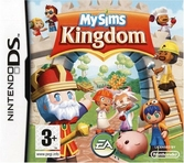 MySims Kingdom - DS