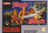 Magic Sword - Super Nintendo