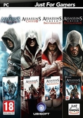 Assassin's Creed Quadruple pack édition Just For Games - PC