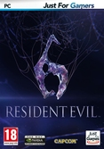 Resident Evil 6 édition Just For Games - PC