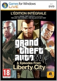 GTA IV Episodes from Liberty City édition intégrale - PC