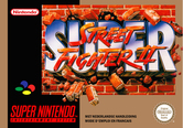 Super Street Fighter 2 - Super Nintendo