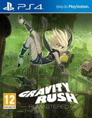 Gravity Rush Remastered - PS4