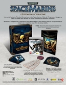 Space marine : Warhammer 40 000 Edition Collector Ultime - PS3