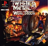 Twisted Metal World Tour - PlayStation