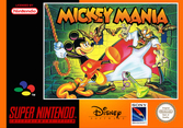 Mickey Mania The Timeless Adventure Of Mickey Mouse - Super Nintendo