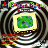 Bubble Bobble also featuring Rainbow Islands - PlayStation
