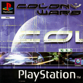 Colony Wars - PlayStation