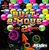 Bust A Move 2 - PlayStation