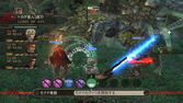Xenoblade chronicles + Manette classique Wii rouge - WII