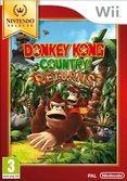 Donkey Kong Country Returns Nintendo Selects - WII