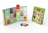 Album Cartes Amiibo Animal Crossing Série 1 + 3 Cartes